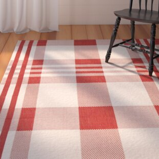 Laurel Red Indoor/Outdoor Area Rug