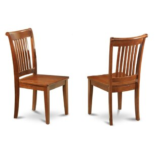 Portland Solid Wood Dining Chair (Set of ..