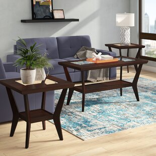 Waterford 3 Piece Coffee Table Set