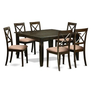 Pilning 7 Piece Dining Set