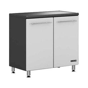 Garage 35 H x 36 W x 21 D Base Cabinet by Ulti-MATE