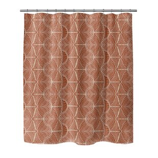 Dillon Single Shower Curtain