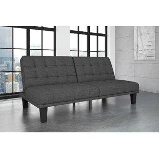 Compare & Buy Haysi Futon Lounger Convertible Sofa By Wade Logan