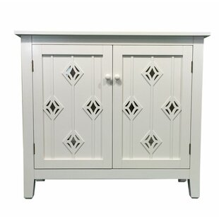 Whittle Glam 2 Door Accent Cabinet by House of Hampton