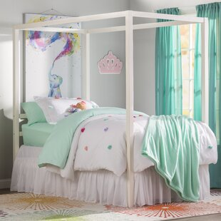 Affordable Ainsworth Canopy Bed by Mack & Milo Reviews (2019) & Buyer's Guide