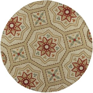 Elbert Arabesque Indoor/Outdoor Area Rug