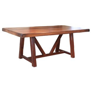 Solid Wood Dining Table by Artisan Home Furniture Best Choices