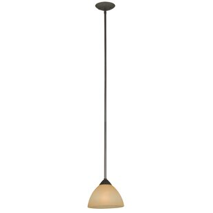 Berkshire 1-Light Cone Pendant by Hardware House