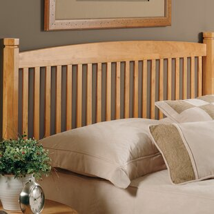 Gallimore Slat Headboard by Alcott Hill