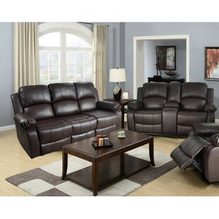 Red Barrel Studio Harton Reclining 2 Piece Living Room Set