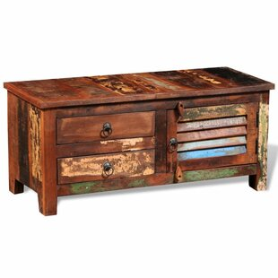Gordon Solid Wood TV Stand By Alpen Home