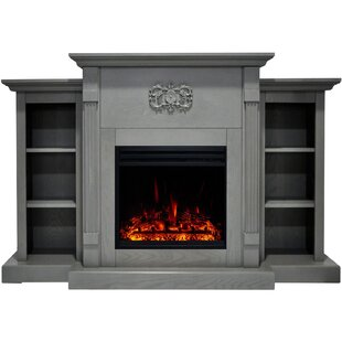 Sanoma Electric Fireplace by A..