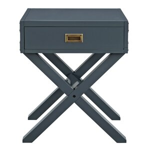 Bria 1 Drawer Nightstand