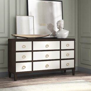 Jet Set 9 Drawer Dresser