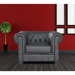 Fine Mod Imports Chestfield Chesterfield Chair