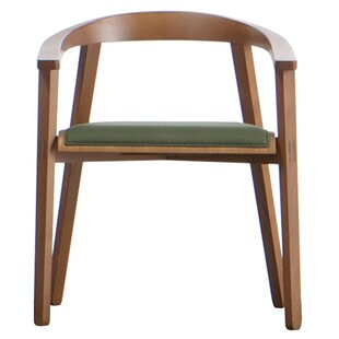 Toro Solid Wood Arm Chair