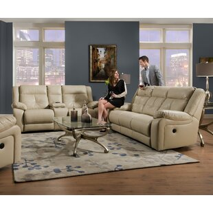 Darby Home Co Obryan Reclining Configurable Living Room Set