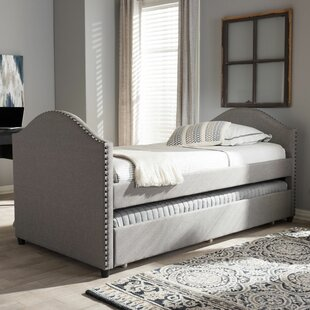 Selleck Twin Daybed with Trundle by Charlton Home