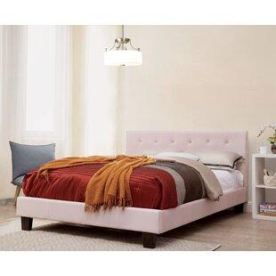 Farish Upholstered Platform Bed by Winston Porter