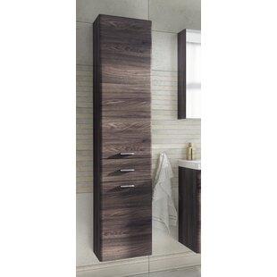 Gracja 35 x 160cm Wall Mounted Cabinet by Belfry Bathroom