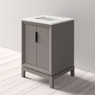 Modern 24 Inch Bathroom Vanities Allmodern