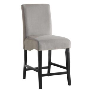 Duckworth Counter Height Upholstered Dining Chair by Orren Ellis