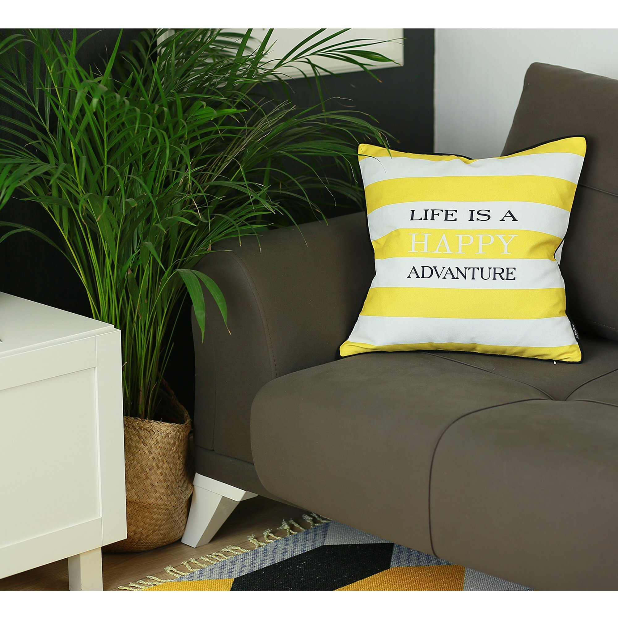 Quotes Sayings Wrought Studio Throw Pillows You Ll Love In 2021 Wayfair