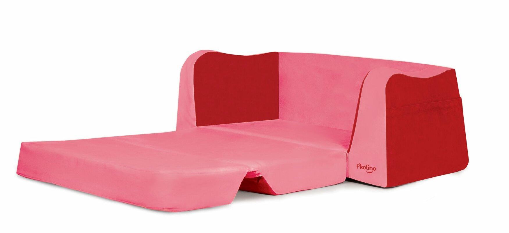 Superb Little Reader Toddler Foam Lounge Sofa