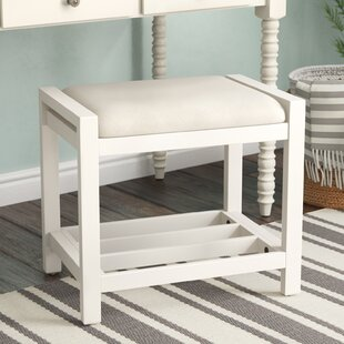 Compare Adrian Vanity Stool By Highland Dunes