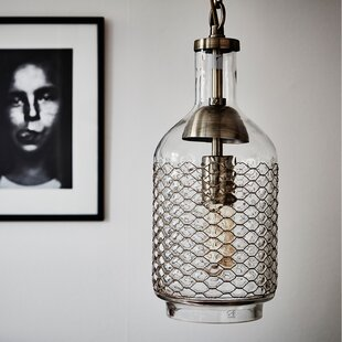 Best Choices 1-Light Mini Pendant By Casamotion