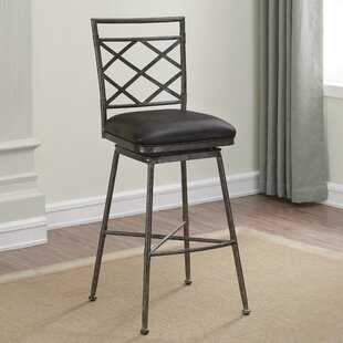 Buckland 30 Swivel Bar Stool by DarHome Co