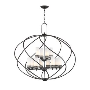 Johnstown 12-Light Globe Chandelier