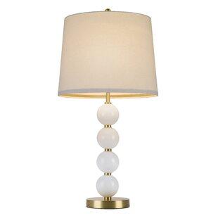 Stacked Glass Ball Table Lamp Wayfair