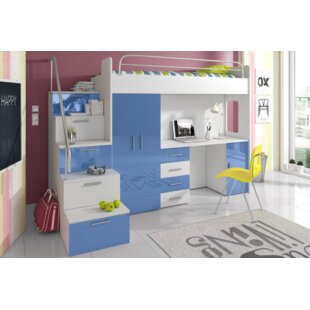 Asturia High Sleeper Bedroom Set By Selsey Living