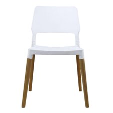 Cynthia Solid Wood Dining Chair (Set Of 2)