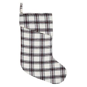 Cody Plaid Stocking
