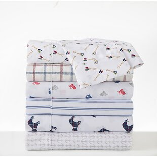 Bulldog Sheet Set