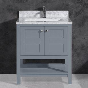 Aryan 30 Single Bathroom Vanity by Breakwater Bay