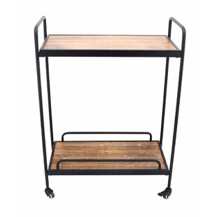 Olson Bar Cart by Gracie Oaks