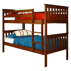Donco Twin Bunk Bed by Donco Kids