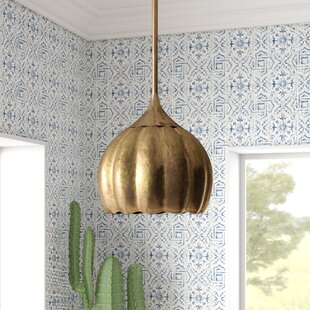Isabela 1-Light Mini Pendant by Mistana