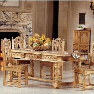 Sudbury Solid Pine Dining Table