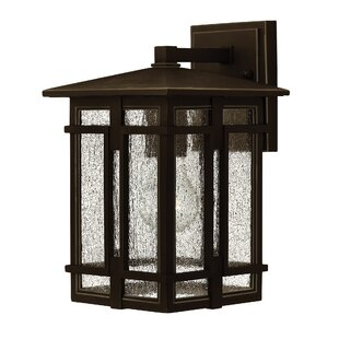 Reviews Tucker Outdoor Wall Lantern By Hinkley Lighting