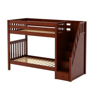 Buying Wopper Twin over Twin Bunk Bed by Maxtrix Kids Reviews (2019) & Buyer's Guide
