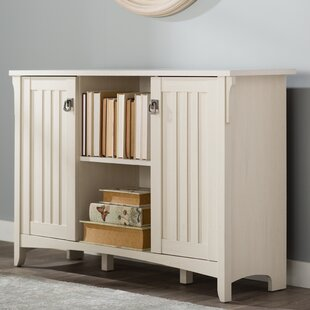 Ottman 2 Door Storage Cabinet by Lark Manor