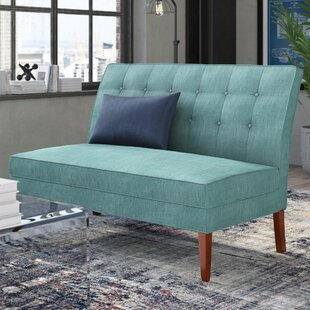 Low priced Carver Settee by Ebern Designs Reviews (2019) & Buyer's Guide