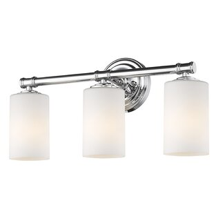 Compare Castleman 3-Light Vanity Light By Winston Porter