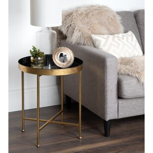 Cross Leg Base End Side Tables Free Shipping Over 35 Wayfair