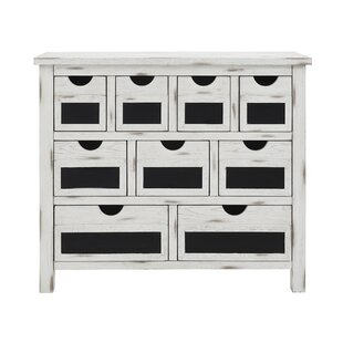 Best Woodyard 9 Drawer Accent Chest By Gracie Oaks
