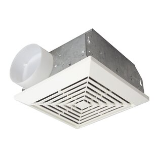 Kitchen Exhaust Fan With Light Wayfair - Kitchen ceiling exhaust fan with light